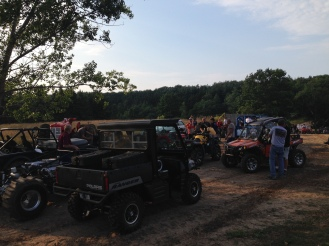 staging lanes