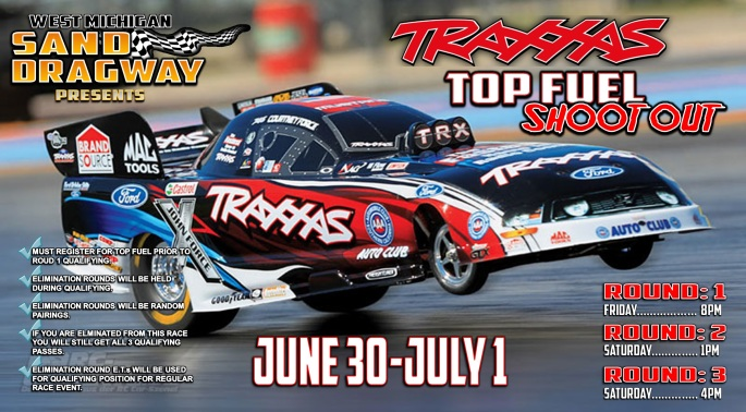 Traxxas TF Shootout