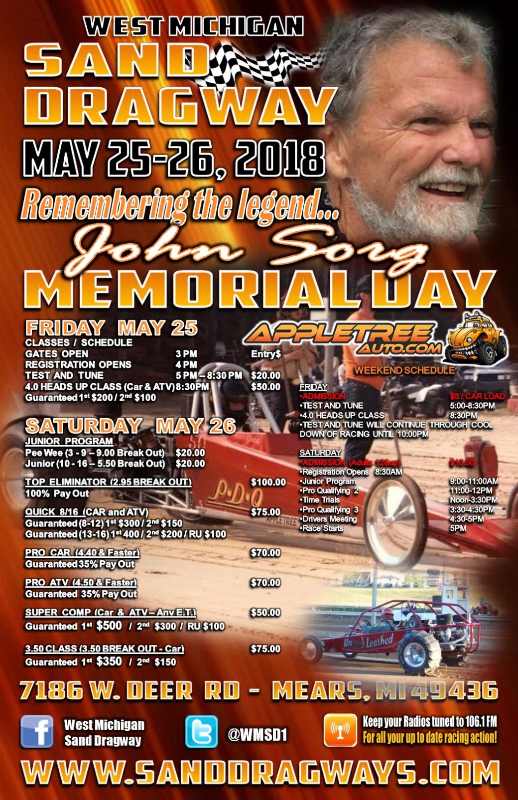 WMSD Memorial Race 18